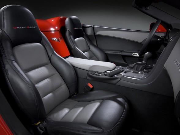 2011 Chevy Corvette C6 Z06 The Checkered Flag