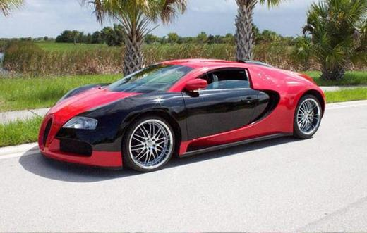 cheapest bugatti veyron for sale just 89 000 the checkered flag. Black Bedroom Furniture Sets. Home Design Ideas