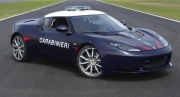Lotus Evora Carabinieri - 3-4 side - Hethel UK_18