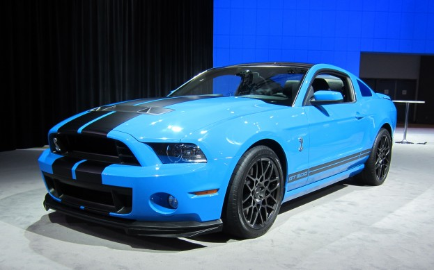 preview: 2013 shelby gt500 « the checkered flag