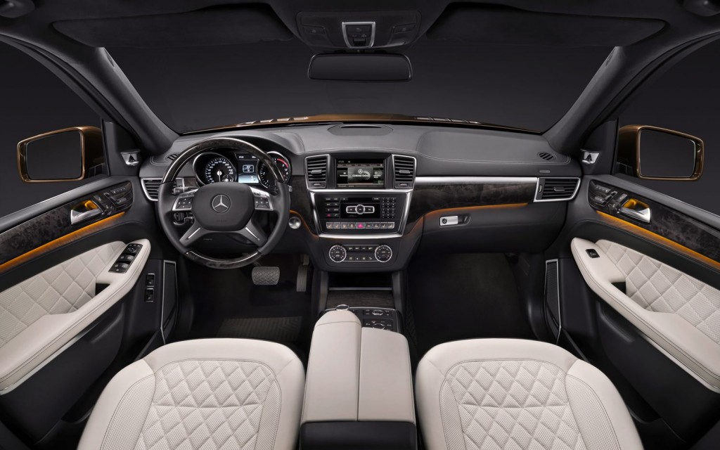 2013 Mercedes Benz Gl Class More Room More Safety More Everything The Checkered Flag