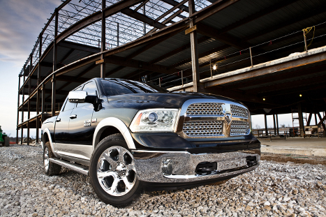 2013 dodge ram a great truck for the buck the checkered flag. Black Bedroom Furniture Sets. Home Design Ideas
