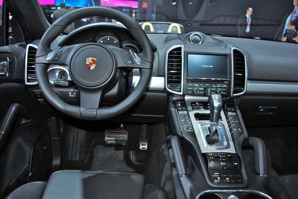 2013 Porsche Cayenne Diesel 2012 Nyias 171 The Checkered Flag