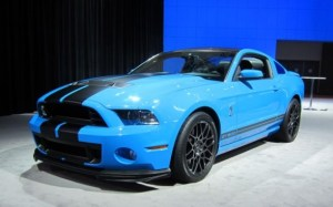 We've mentioned the GT500 before, but it still looks awesome!