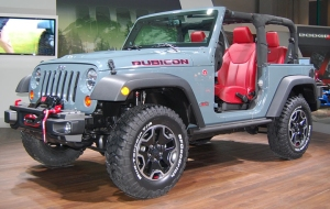 This is one Jeep we'd love to drive!