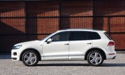The All-New VW Touareg R-Line for 2014