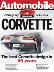 The new Corvette, courtesy of Automobile Magazine