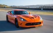 2014-SRT-Viper-TA-front-three-quarters-in-motion-3-623x389